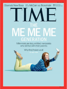 millennials on time magazine