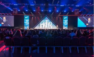 generation keynote speaker stage
