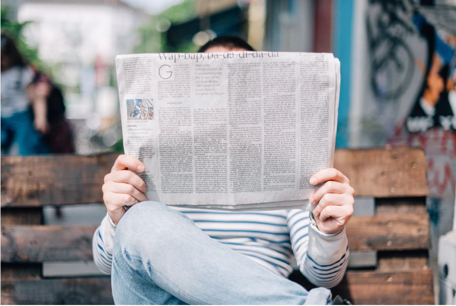 engaging Millennials with newspapers
