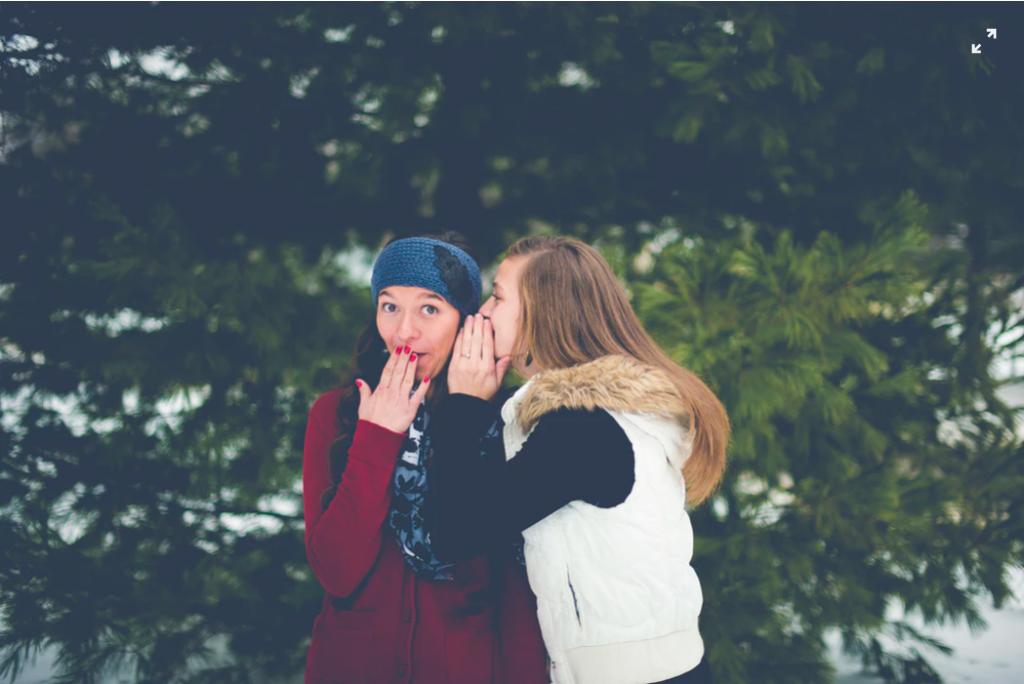 stop gossiping