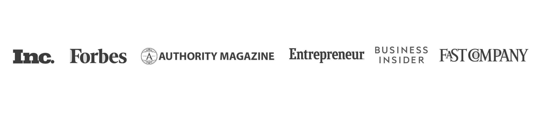 keynote speaker logo strip